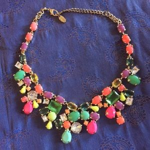 Colorful Cocktail Necklace